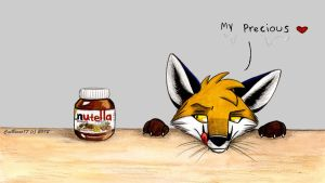 Nutella Obsession by CatBeast17