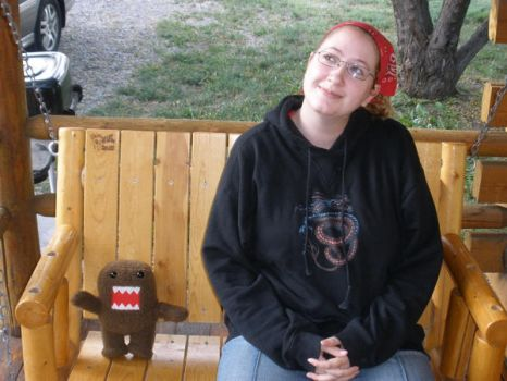 Domo and me by ClaraKelley