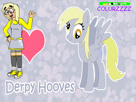 Human Derpy by Thistakesforever