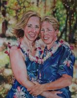 Lynda and Sue by Face-Reality