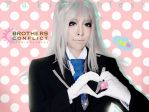 Juli from Brothers conflict cosplay by yukigodbless