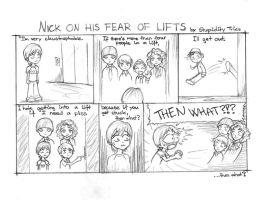 Nick on his fear of lifts by choo-bear