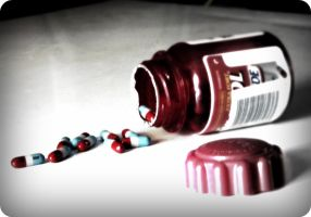 The Pills.. by miso-soupie