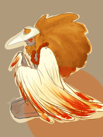 Harpy by Thystle