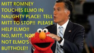 PLEASE HELP ELMO! by crizzlesbuttons