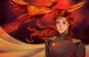 Firebird by blobble
