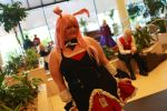 Another Anime Con 2013 - Black Rabbit by VideoGameStupid