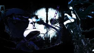 Black Rock Shooter: Ghost by Noir-Black-Shooter