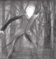 The Slender Man by Kari-chan622