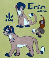 New Erin Ref by katanimate