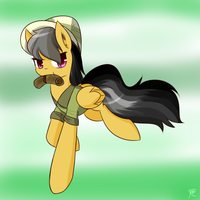 Daring Do by ranban