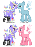 .:Breedable:. StarShooter [0/5] by DevilAdopts