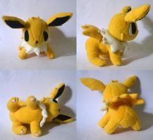 Jolteon PT Prototype by Pannsie