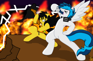 ~Contest~ THROUGH THE FIRE AND THE FLAMES!!! by goldflygon