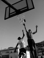 Basketball sunday by Youth-Defenestration
