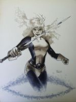 Magik Con Sketch by RichardCox