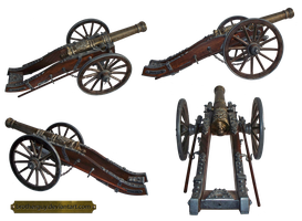 Cannon by brotherguy by BrotherGuy