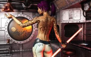 Sith Girl by Dendory