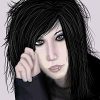 Andy Sixx by whitewolf12133