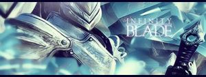 Infinity Blade Signature by Audidounette