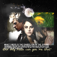 Mockingjay: the dandelion by AliceCullen88