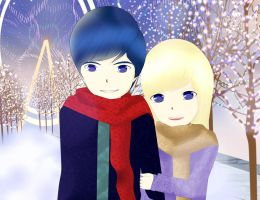 dating on winter (OU contest) by 30111996