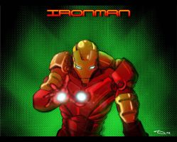 I am Ironman by ANIMATRONIX