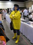 Coraline Costume by Bodhipuff