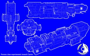 Perseus blueprints by chakotay02
