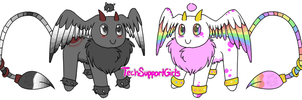 OPEN CRITTER ADOPTABLES {CLOSED} by TechSupportGirls