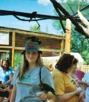 Me and Lorikeets part 2 by Lily-Marie