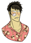 Check Out His Shirt [RP Tracker] by ImmortalGalaxy