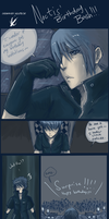 FF13: Noctis' Birthday Bash by Azuteor