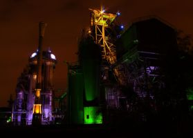 colorful industry 1 by Nils-Wingert