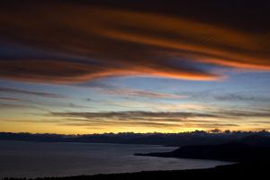 Pleasant Tahoe Evening by sellsworth