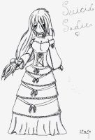 Contest Entry  Suicide Sadie Dress Up by Greeny-Star