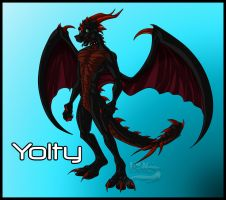 Yolty Character pic by Zecon