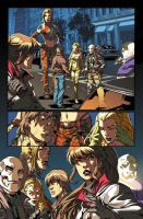 Dark Reign: YA issue 1 page 8 by CeeCeeLuvins
