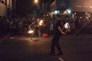 Ignite the Night Fire/Food Fest,Fire Hand Tricks by Miss-Tbones