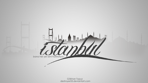 Istanbul Wallpaper by destroyer53