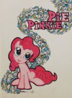 Pinkie Pie by demeters