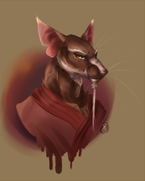 Splinter by Caco-holic