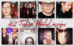 Icons: Tokio Hotel set12 by Mariesen