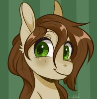 YCH : headshot by Corelle-Vairel