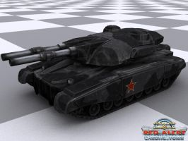 Soviet Heavy Tank by jayrun