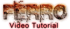 Steel video Tutorial ferro by Designerzin