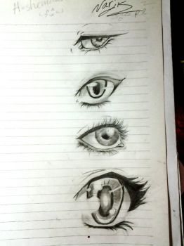 eyes  by Nersseanchan