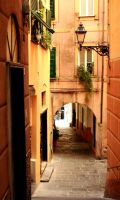 The alley by martaraff