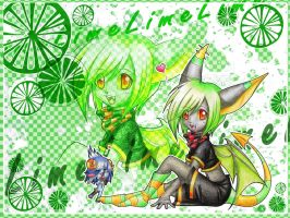 CP :: Lime Boy by Amarena-Berry