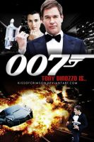Tony DiNozzo Is 007 by KissofCrimson